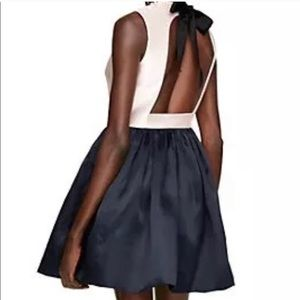 Kate Spade New York fit and flare cocktail dress